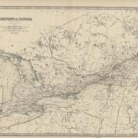 Dominion of Canada (western sheet)