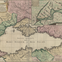 Nova mappa Maris Nigri et Freti Constantinopolitani