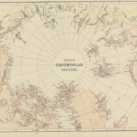 North circumpolar regions