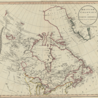 British colonies in North America, drawn from the best authorities