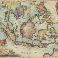 Isole dell'Indie, diuise in Filippine, Molucche, e della Sonda