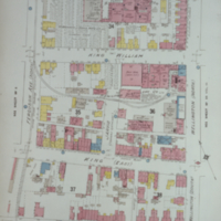 [Insurance plan of the city of Hamilton, Ontario, Canada] : [sheet 09]