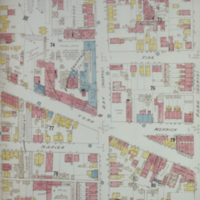 [Insurance plan of the city of Hamilton, Ontario, Canada] : [sheet] 14