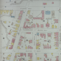 [Insurance plan of the city of Hamilton, Ontario, Canada] : [sheet] 21