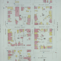 [Insurance plan of the city of Hamilton, Ontario, Canada] : [sheet] 22