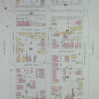 [Insurance plan of the city of Hamilton, Ontario, Canada] : [sheet] 23