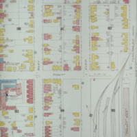 [Insurance plan of the city of Hamilton, Ontario, Canada] : [sheet] 28