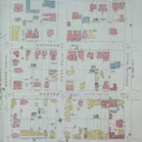 [Insurance plan of the city of Hamilton, Ontario, Canada] : [sheet] 50