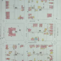 [Insurance plan of the city of Hamilton, Ontario, Canada] : [sheet] 52