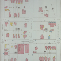 [Insurance plan of the city of Hamilton, Ontario, Canada] : [sheet] 54