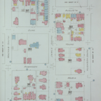 [Insurance plan of the city of Hamilton, Ontario, Canada] : [sheet] 55