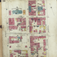 [Insurance plan of the city of Hamilton, Ontario, Canada] : [sheet 012]