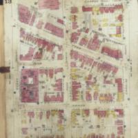 [Insurance plan of the city of Hamilton, Ontario, Canada] : [sheet 013]