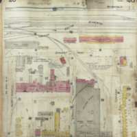 [Insurance plan of the city of Hamilton, Ontario, Canada] : [sheet 020]