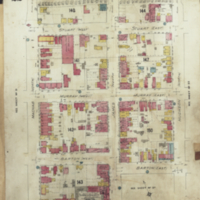 [Insurance plan of the city of Hamilton, Ontario, Canada] : [sheet 022]