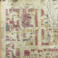 [Insurance plan of the city of Hamilton, Ontario, Canada] : [sheet 030]