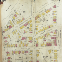 [Insurance plan of the city of Hamilton, Ontario, Canada] : [sheet 037]