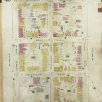 [Insurance plan of the city of Hamilton, Ontario, Canada] : [sheet 040]