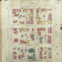[Insurance plan of the city of Hamilton, Ontario, Canada] : [sheet 056]