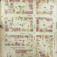 [Insurance plan of the city of Hamilton, Ontario, Canada] : [sheet 057]