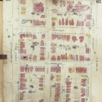 [Insurance plan of the city of Hamilton, Ontario, Canada] : [sheet 061]