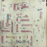 [Insurance plan of the city of Hamilton, Ontario, Canada] : [sheet 095]