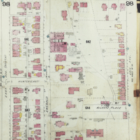 [Insurance plan of the city of Hamilton, Ontario, Canada] : [sheet 098]