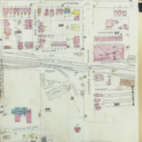 [Insurance plan of the city of Hamilton, Ontario, Canada] : [sheet 099]