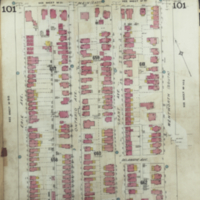 [Insurance plan of the city of Hamilton, Ontario, Canada] : [sheet] 101