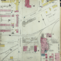 [Insurance plan of the city of Hamilton, Ontario, Canada] : [sheet] 108