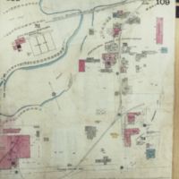 [Insurance plan of the city of Hamilton, Ontario, Canada] : [sheet] 109
