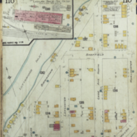 [Insurance plan of the city of Hamilton, Ontario, Canada] : [sheet] 110, March 1914