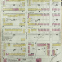 [Insurance plan of the city of Hamilton, Ontario, Canada] : [sheet] 115