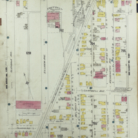 [Insurance plan of the city of Hamilton, Ontario, Canada] : [sheet] 119