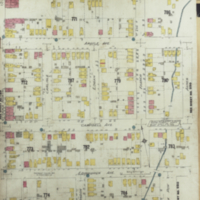 [Insurance plan of the city of Hamilton, Ontario, Canada] : [sheet] 121