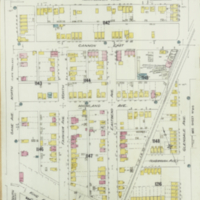 [Insurance plan of the city of Hamilton, Ontario, Canada] : [sheet] 124