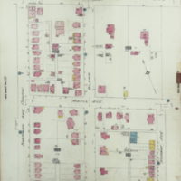 [Insurance plan of the city of Hamilton, Ontario, Canada] : [sheet] 128