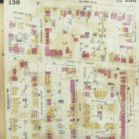 [Insurance plan of the city of Hamilton, Ontario, Canada] : [sheet] 136