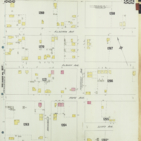 [Insurance plan of the city of Hamilton, Ontario, Canada] : [sheet] 222