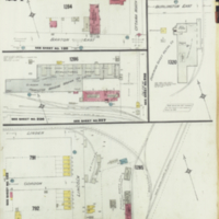 [Insurance plan of the city of Hamilton, Ontario, Canada] : [sheet] 224