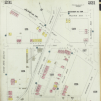 [Insurance plan of the city of Hamilton, Ontario, Canada] : [sheet] 231