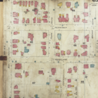 [Insurance plan of the city of Hamilton, Ontario, Canada] : [sheet 063]