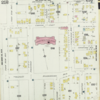 [Insurance plan of the city of Hamilton, Ontario, Canada] : [sheet] 218