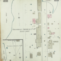 [Insurance plan of the city of Hamilton, Ontario, Canada] : [sheet] 233