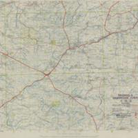 Situation Map 4B: Railways & Ammunition Dumps 11-10-18