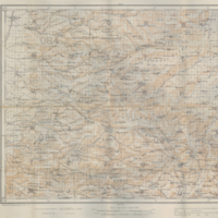 Palestine Exploration Fund Map