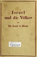 Israel und die Völker nach jüdischer Lehre