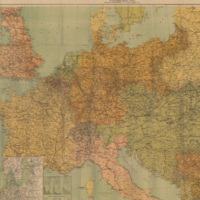 The Daily Telegraph War Map of Europe