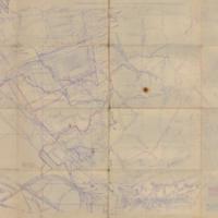 Lens Secret Trench Sketch Map