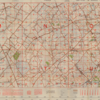 View map for 157WW1MAP